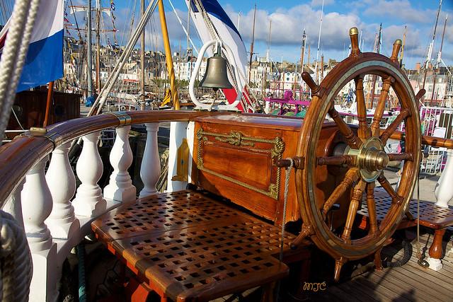 Visite privée du Belem : il reste un prestigieux témoin du patrimoine maritime français et l'un des plus ancien voilier naviguant au monde....