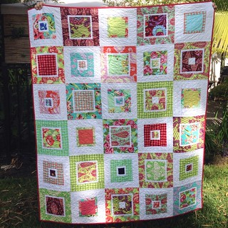 Quilt for Kathy W.