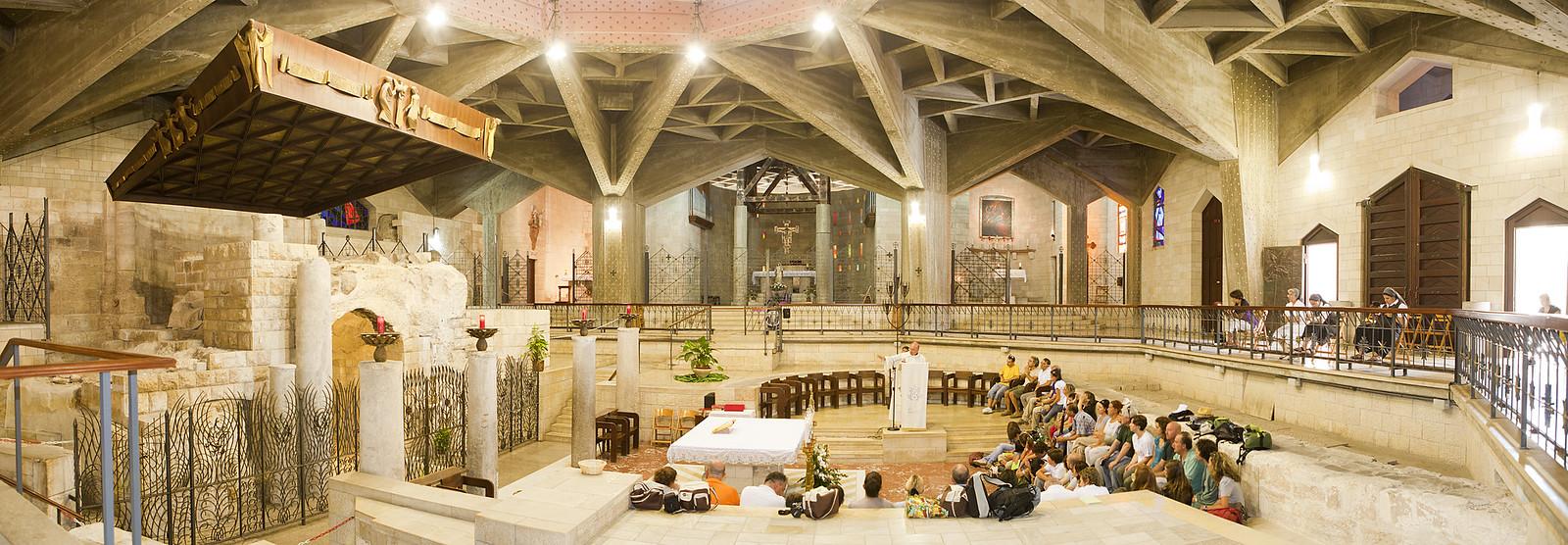 Nazareth_Basilica of the Annunciation_5_Mordagan_IMOT