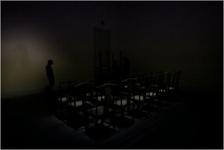 room with chairs   by glasseyes view