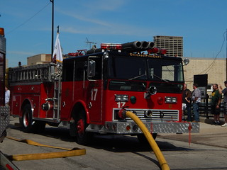 2014 Chicago Fire Muster and Swap Meet CFD Movie Backdraft