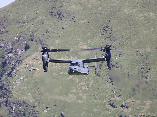Bell-Boeing V-22 Osprey B U.S. Air Force 09-0046