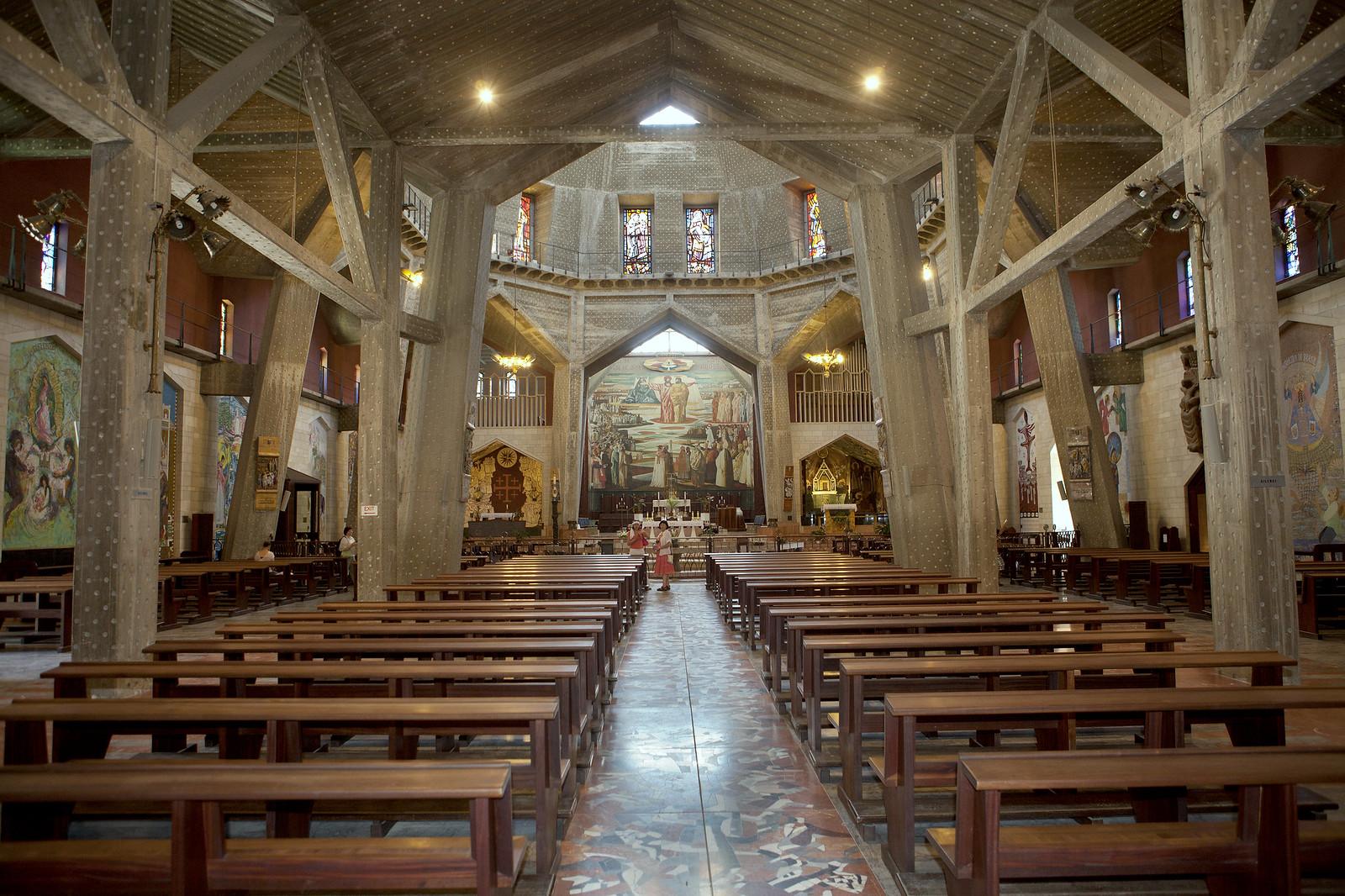 Nazareth_Basilica of the Annunciation_3_Mordagan_IMOT