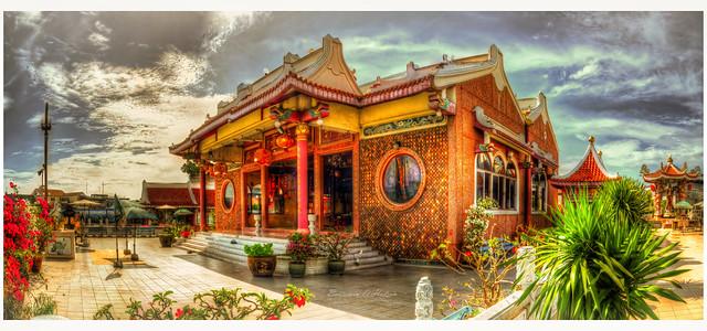 Sky Garden Temple