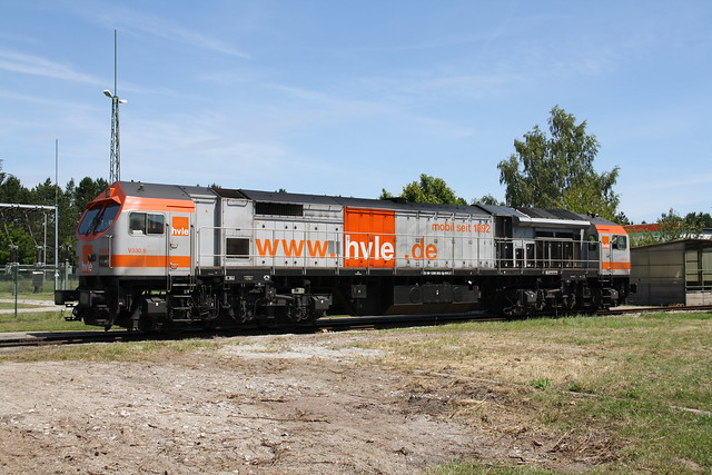 HVLE  V330.6.  Blankenburg.  3/07/2014.