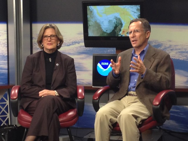 GOES-R Live Media Event