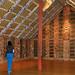 War Memorial Museum: Maori meeting house
