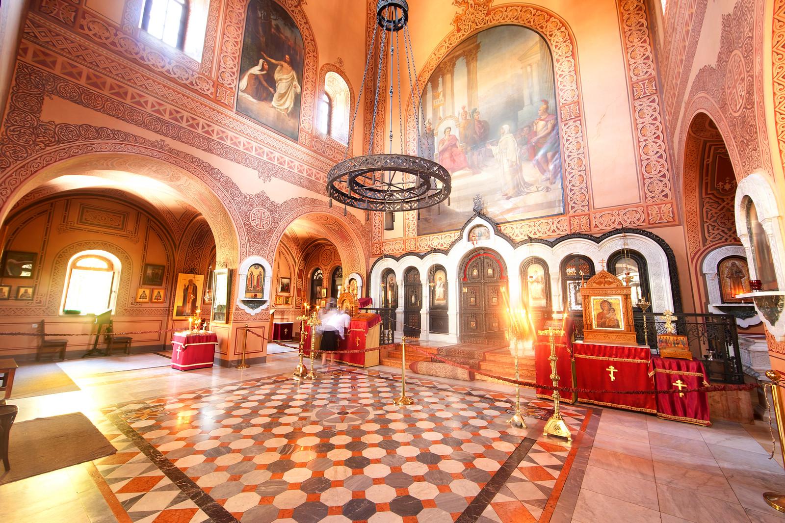 Jerusalem_Church of Mary Magdalene_4_Noam Chen_IMOT