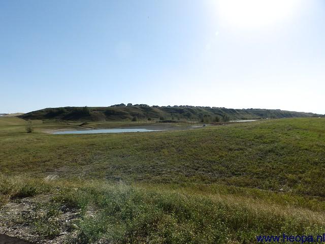 16-09-2013 De Vallei - fishcreek wandeling 36 Km  (4)
