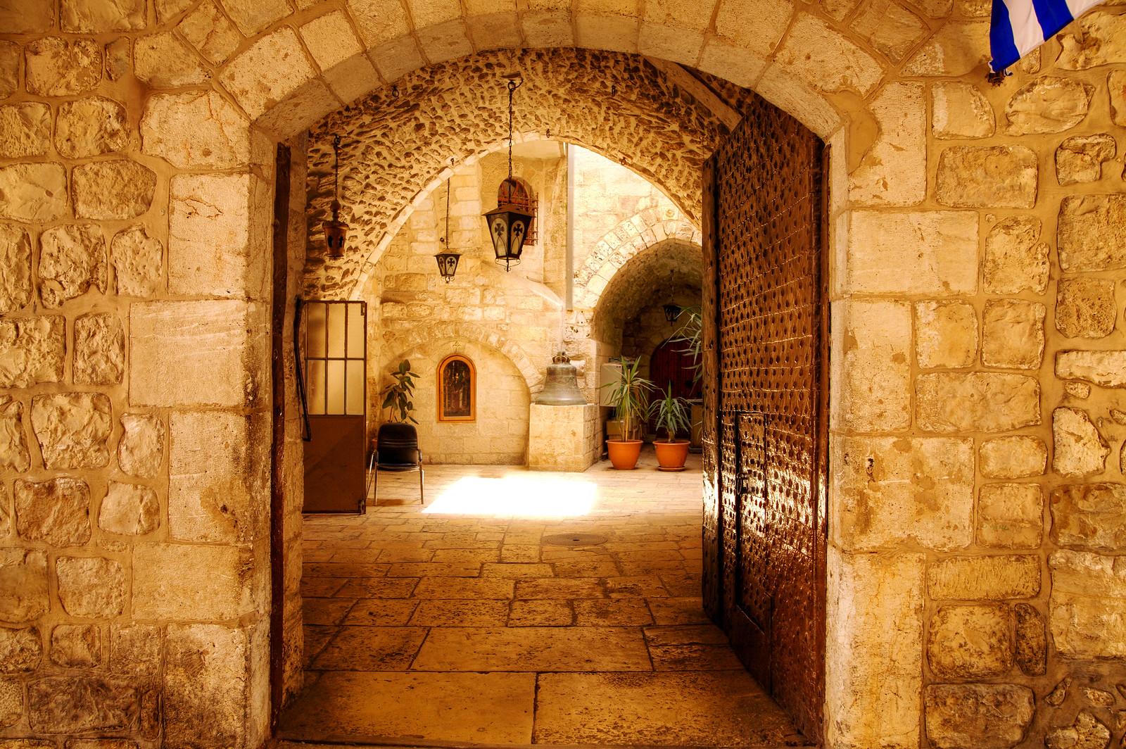 Jerusalem_The Old City_Christian Quarter_Noam Chen_IMOT