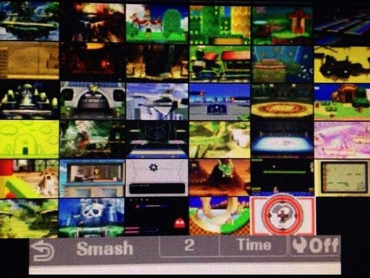 All Super Smash Bros for 3DS Stages Leaked? | First, thanks