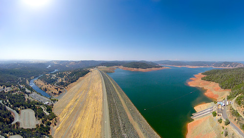 Above Lake Oroville