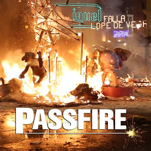 Fallas #PassFire Visit Spain
