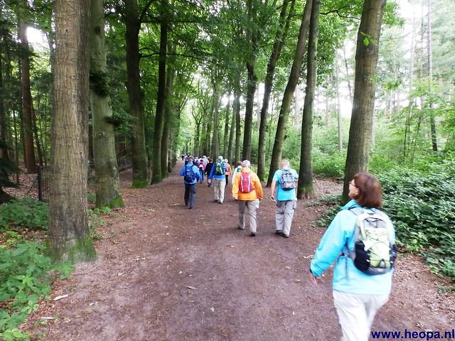 20-06-14  1e dag      Amersfoort         30 Km. (16)