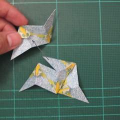วิธีพับบอลกระดาษแบบเอสเตลล่าฟลอร์ (Estrella Flor Kusudama)016
