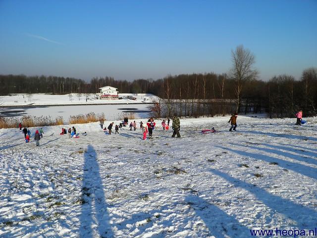 16-01-2013 Blokje wandelen 7.5 Km (16)