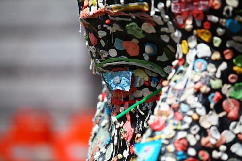 Douglas Coupland Gumhead @ Vancouver Art Gallery | by GoToVan