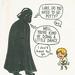 Darth Vader' Son & Little Princess