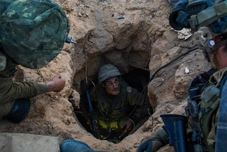 IDF Paratroopers Operate Within Gaza | by Israel Defense Forces