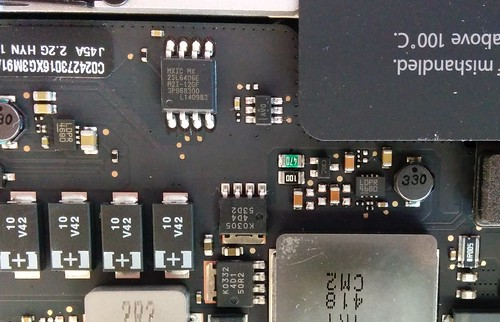 8-SOIC boot ROM