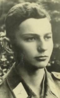 El soldado Karl Heinz Rosch