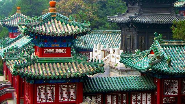 Il tempio...The temple.