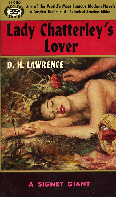 Signet Books S1086 - D.H. Lawrence - Lady Chatterley's Lover