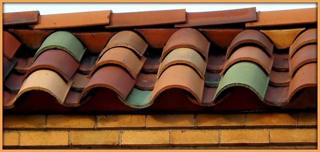 Palmer Park Garage: Tiles #1, 17437 Alwyne--Detroit MI