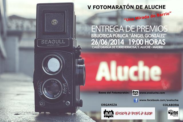 V Fotomaratón de Aluche 2014