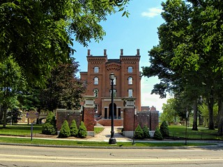Elmira New York ~ Cowles Hall ~ 1856 ~ Elmira College ~ Historical Campus | by Onasill ~ Bill Badzo - - 64 Million Views - Thank