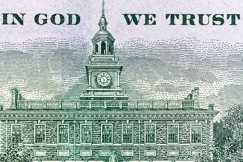 In God We Trust | by Ervins Strauhmanis