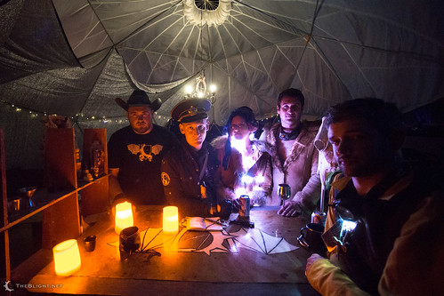 The Blight Tanker Bar — Burning Man 2014 | by mr. nightshade