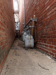 Atchison vignettes: Streets/Alleys No. 8