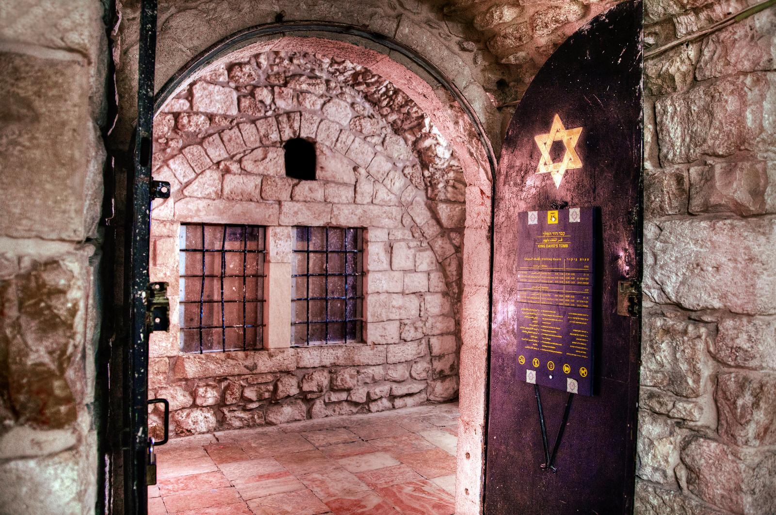 Jerusalem_The Tomb of King  David_Noam Chen_IMOT