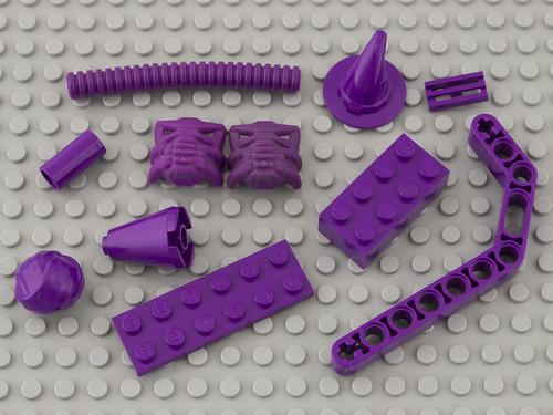 104 Bright Violet / Purple | by Brick Colorstream