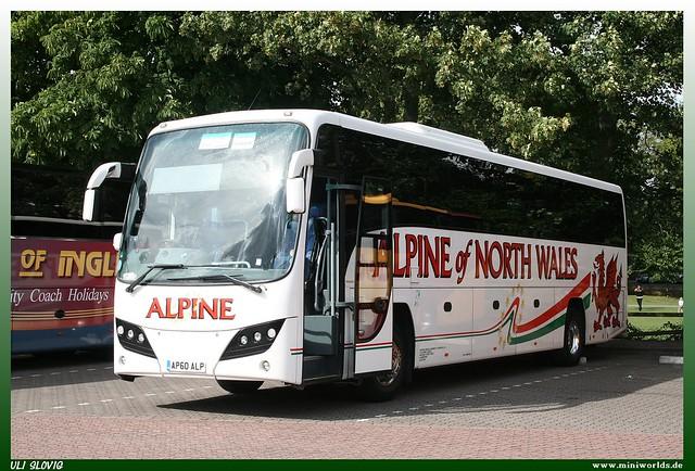 Plaxton Panther / Volvo