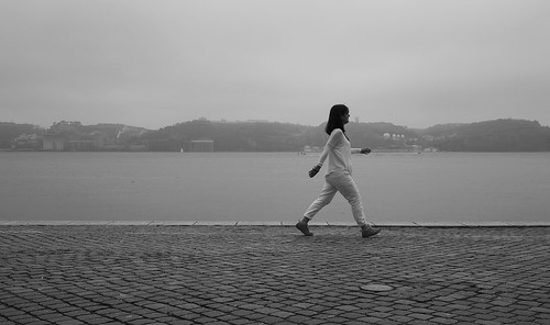 Just walking #5   by João Lavinha