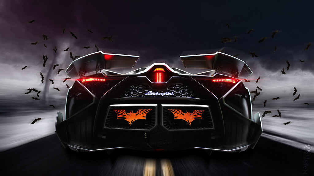 Lamborghini Egoista Robin Will Wait Www Flickr Com Photos Flickr