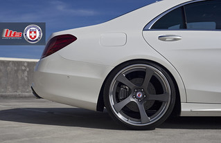 Mercedes S550 on HRE RS102 | by wheels_boutique