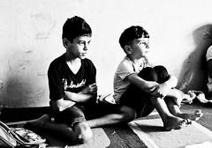 Refugee children in Bogor