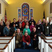 Thresher Family Tour of PNS Chapel
