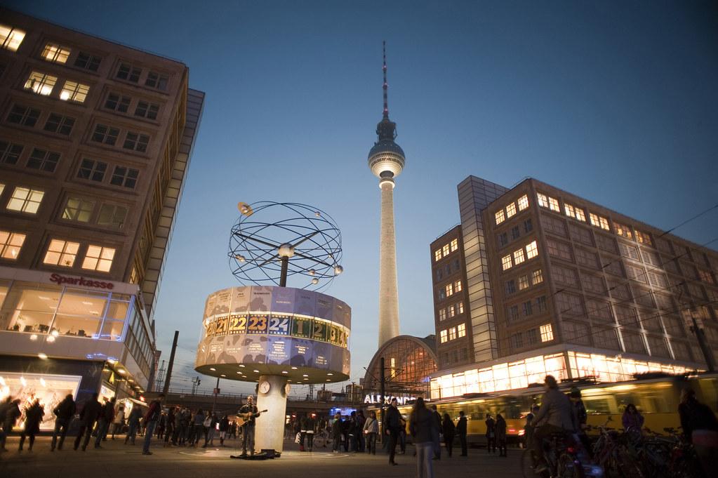 Destination Berlin: Alexander Platz