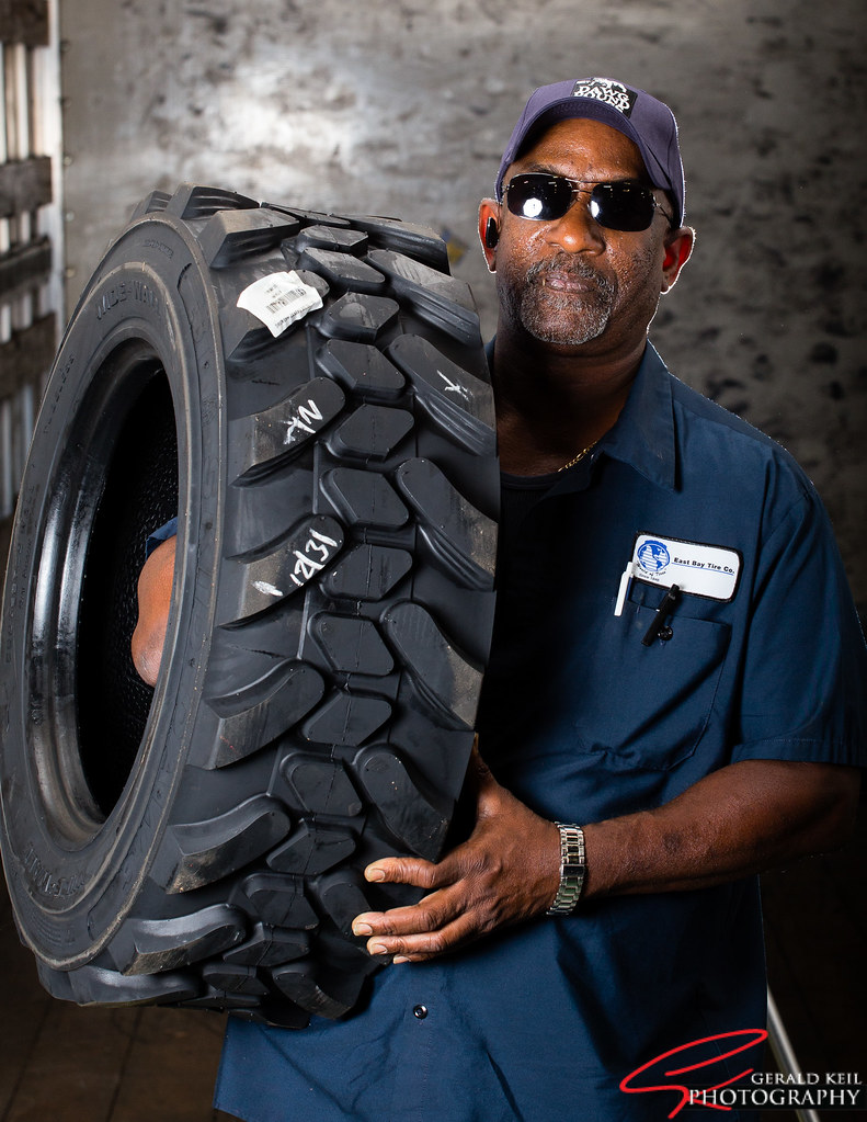 East Bay Tire >> East Bay Tire Co Driver Lamont Cover Shot For East Bay Tir Flickr
