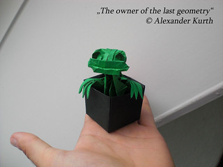 The owner of the last geometry | by quiet marverick