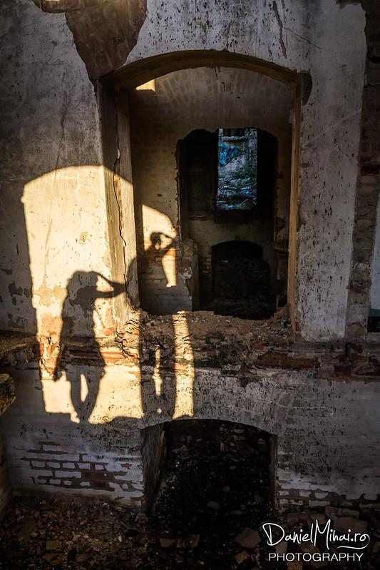 Shadows by Daniel Mihai