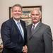 Deputy Under Secretary Scuse meets with Austrian Minister Rupprechter