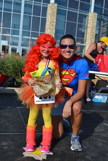 Best Traditional Supergirl - Firestar - Gabby McMahan | by CASA of Travis County