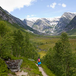 6 viajefilos en Noruega, Austerdalsbreen 07