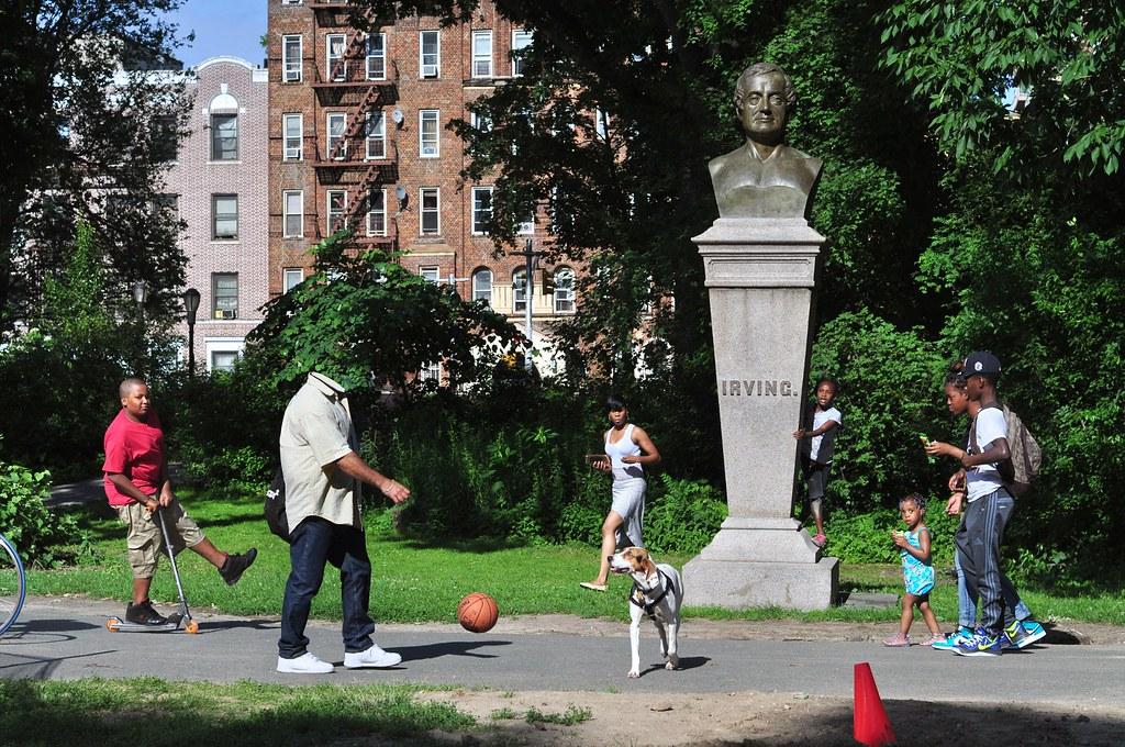 Headless Sightings NYC - Prospect Park