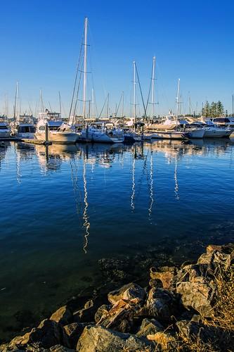 sea sky water weather boats goldcoast waterreflections